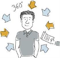 ابزار ارزیابی ۳۶۰ درجه در توسعه کارکنان چیست؟