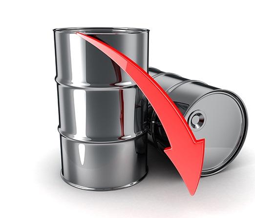 کاهش نرخ نفت در بازار جهانی