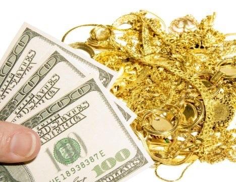 طلا به کمترین قیمت خود رسید