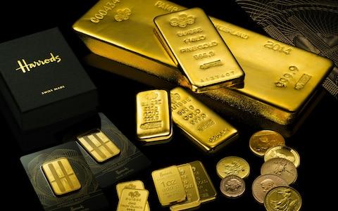 قیمت جدید طلا در سال 2017