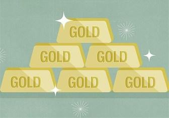 خیز طلا برای شکستن مرز ۱۳۴۰ دلار