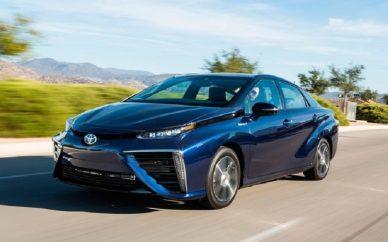 برنامه تویوتا برای توسعه خودروهای پاک هیدروژنی