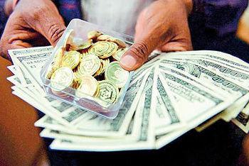 رکوردزنی مجدد سکه؛ ثبات دلار